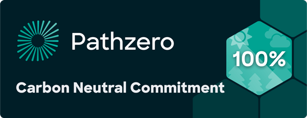 Pathzero Carbon Neutral Commitment